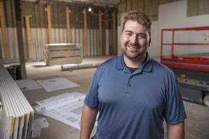 Rock Shore Media Founder Nate Brubaker