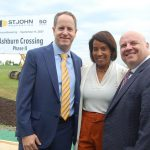 St. John Properties Holds Groundbreaking Ceremony for Second Phase of Ashburn Crossing